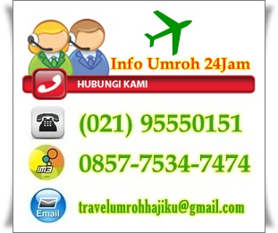Contact Paket Travel Umroh Murah